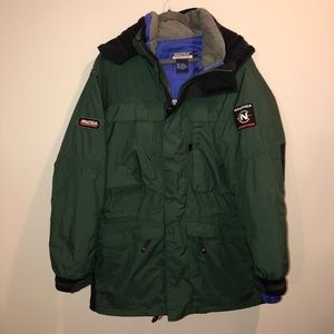 Nautical Competition 3 in 1 Jacket Duck Down